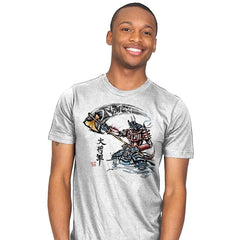 Shogun Prime - Mens - T-Shirts - RIPT Apparel