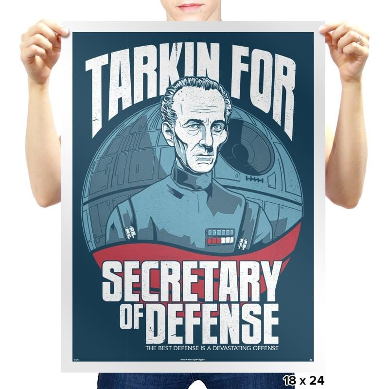 Secretary of Defense - Prints - Posters - RIPT Apparel