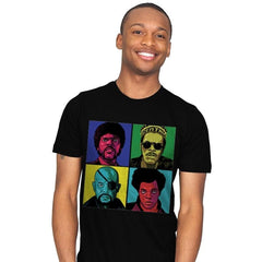 Pop Sam - Mens - T-Shirts - RIPT Apparel