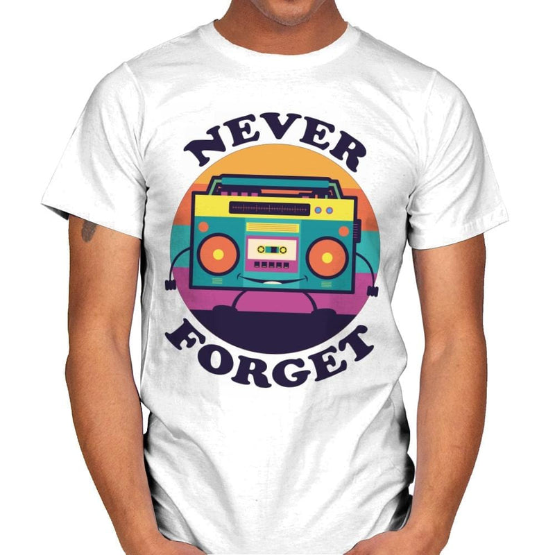 Don't Forget Me - Mens - T-Shirts - RIPT Apparel