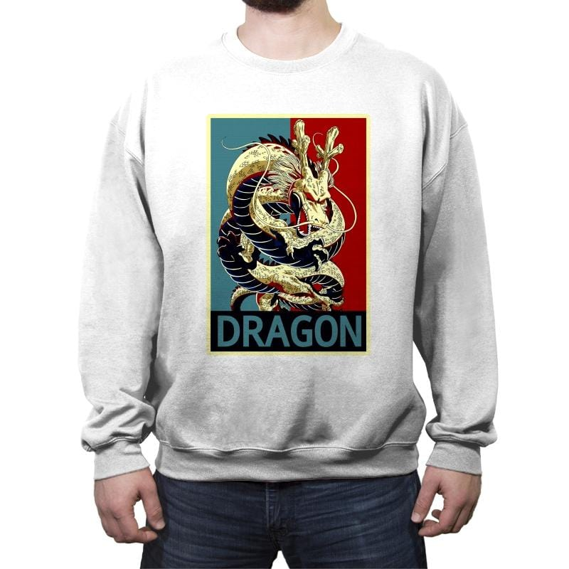 DRAGON - Crew Neck Sweatshirt - Crew Neck Sweatshirt - RIPT Apparel