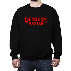 Dungeon Master - Crew Neck Sweatshirt - Crew Neck Sweatshirt - RIPT Apparel
