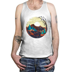 Nature Chill - Tanktop - Tanktop - RIPT Apparel