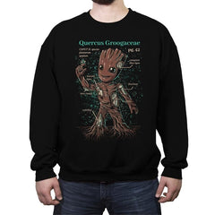 Baby Tree - Crew Neck Sweatshirt - Crew Neck Sweatshirt - RIPT Apparel