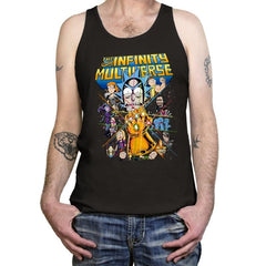 The Infinity Multiverse - Tanktop - Tanktop - RIPT Apparel