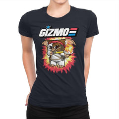 G.I.Zmo - Anytime - Womens Premium - T-Shirts - RIPT Apparel