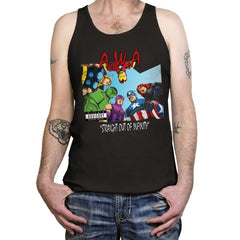 Straight Out of Infinity  - Anytime - Tanktop - Tanktop - RIPT Apparel