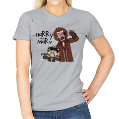 Harry and Marv! - Womens - T-Shirts - RIPT Apparel