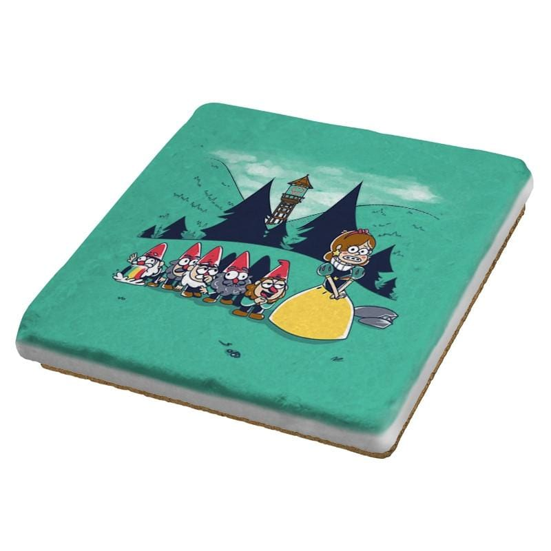 Mabel and the Seven Gnomes Exclusive - Coasters - Coasters - RIPT Apparel