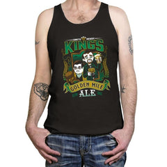 Golden Mile Ale - Tanktop - Tanktop - RIPT Apparel