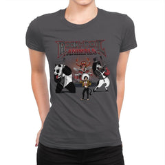 Rock & Roll Animals - Womens Premium - T-Shirts - RIPT Apparel