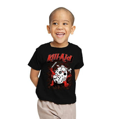 Kill-Aid Rotten Strawberry Flavor - Youth - T-Shirts - RIPT Apparel