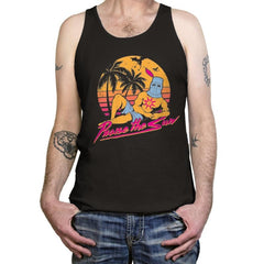 Praise the Summer - Tanktop - Tanktop - RIPT Apparel