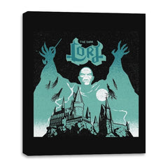 The Dark Lord Rock - Canvas Wraps - Canvas Wraps - RIPT Apparel