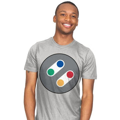 Stay Together - SNES - Mens - T-Shirts - RIPT Apparel