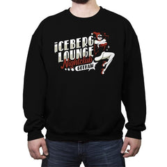 Iceberg Lounge Nightclub - Crew Neck Sweatshirt - Crew Neck Sweatshirt - RIPT Apparel