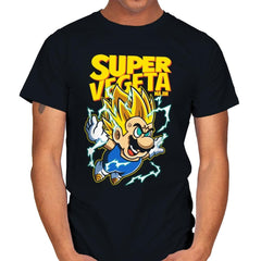 Super Vegeta Bros - Mens - T-Shirts - RIPT Apparel