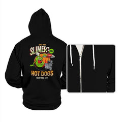 Slimer's Hot Dogs - Hoodies - Hoodies - RIPT Apparel
