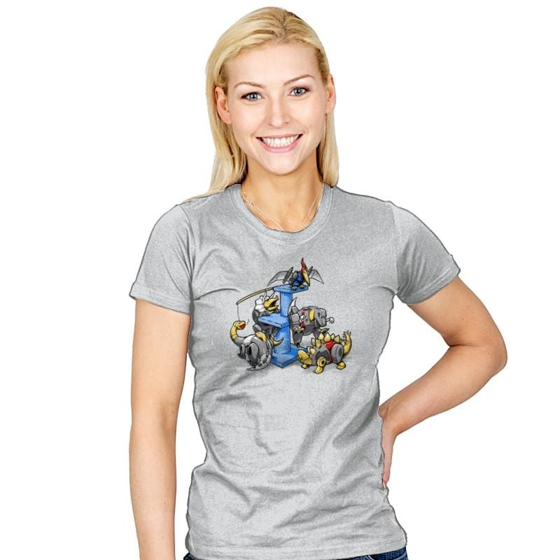 Dinopets Exclusive - Womens - T-Shirts - RIPT Apparel