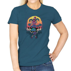 The Revenge Exclusive - Womens - T-Shirts - RIPT Apparel