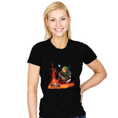 Dark Link - Best Seller - Womens - T-Shirts - RIPT Apparel