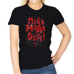 Need Moar Dots - Womens - T-Shirts - RIPT Apparel