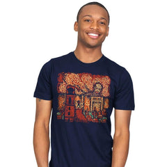 Starry Titan - Mens - T-Shirts - RIPT Apparel