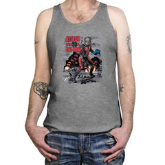 You Look Like Ants From Up Here Exclusive - Tanktop - Tanktop - RIPT Apparel