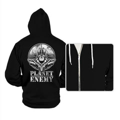 Planet Enemy - Hoodies - Hoodies - RIPT Apparel