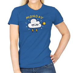 Case Of The Mondays - Womens - T-Shirts - RIPT Apparel