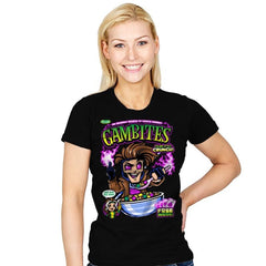 Gambites - Best Seller - Womens - T-Shirts - RIPT Apparel