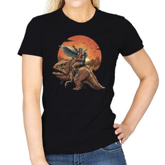 The Way to Nevarro - Womens - T-Shirts - RIPT Apparel