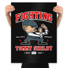 Fighting Shelby - Prints - Posters - RIPT Apparel