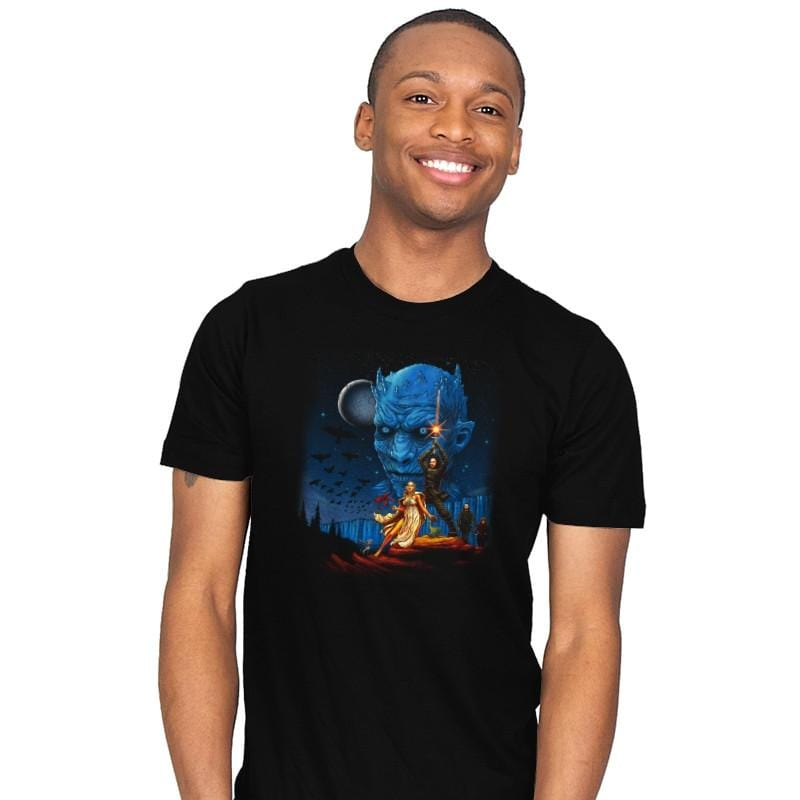 Throne Wars Reprint - Mens - T-Shirts - RIPT Apparel