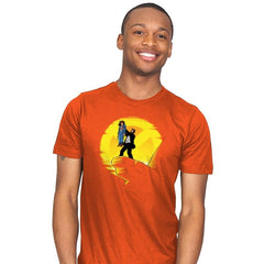 The Wolvie King - Mens - T-Shirts - RIPT Apparel