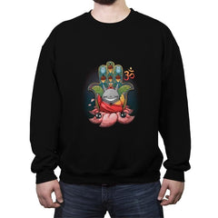 Fatimoro - Crew Neck Sweatshirt - Crew Neck Sweatshirt - RIPT Apparel