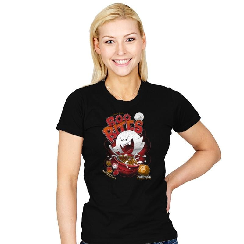 Boo Bites - Miniature Mayhem - Womens - T-Shirts - RIPT Apparel