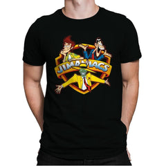 Jimaniacs - Mens Premium - T-Shirts - RIPT Apparel