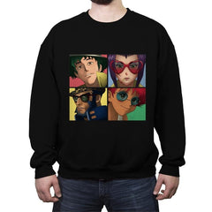 Cowboyz - Crew Neck Sweatshirt - Crew Neck Sweatshirt - RIPT Apparel