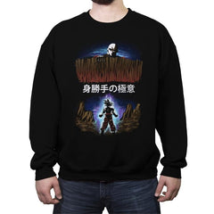 Ultra Battle - Crew Neck Sweatshirt - Crew Neck Sweatshirt - RIPT Apparel