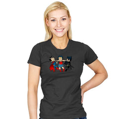 Superchildish - Miniature Mayhem - Womens - T-Shirts - RIPT Apparel