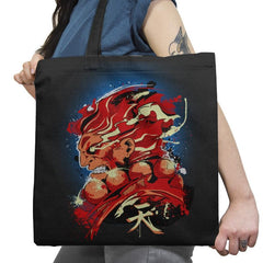 Gouki - Graffitees - Tote Bag - Tote Bag - RIPT Apparel