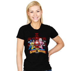 Spider Rangers - Womens - T-Shirts - RIPT Apparel