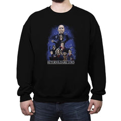 Return of the Dark Lord - Crew Neck Sweatshirt - Crew Neck Sweatshirt - RIPT Apparel