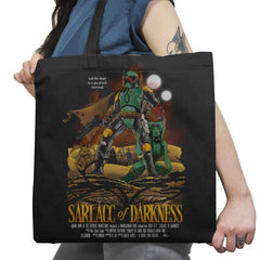 Sarlacc of Darkness Exclusive - Tote Bag - Tote Bag - RIPT Apparel
