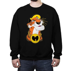 Tigerstyle - Crew Neck Sweatshirt - Crew Neck Sweatshirt - RIPT Apparel