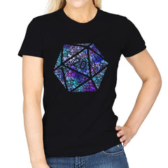 Mosaic D20 - Womens - T-Shirts - RIPT Apparel