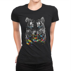 Taste The Rainbow - Womens Premium - T-Shirts - RIPT Apparel