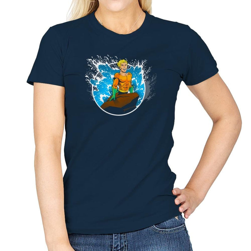 Part of Arthur's World Exclusive - Womens - T-Shirts - RIPT Apparel