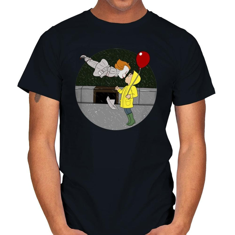 All Fly With Me - Anytime - Mens - T-Shirts - RIPT Apparel